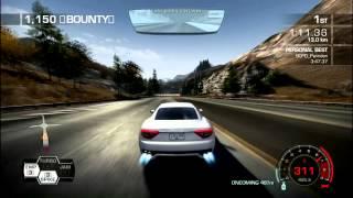 NFS:Hot Pursuit   Escape Lane 3:34.92   World Record by Palinden