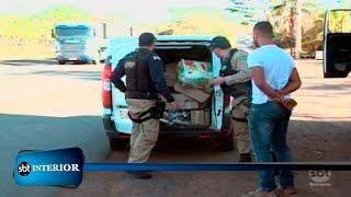Polícias de São Paulo e Minas Gerais fazem operação em conjunto na fronteira