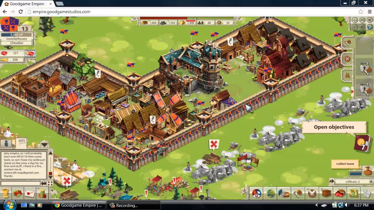 Play Goodgame Empire