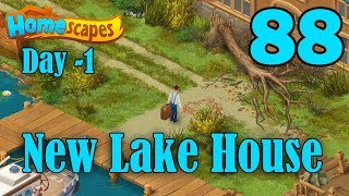 Homescapes Story Walkthrough Gameplay - New Lake House - Day 1 - Part 88