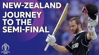 New Zealand - Journey To The Semi-Finals | ICC Cricket World Cup 2019