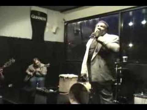 Chicago blues singer Willie Buck 4/20/08 Mp3