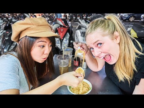 Taiwanese Street Food / Night Market Guide - ft. CupOfTJ