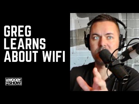 Greg Learns About Wifi