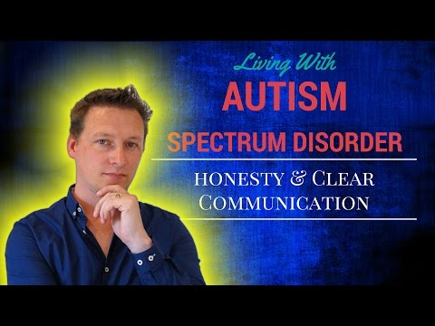 Living With Autism: Honesty