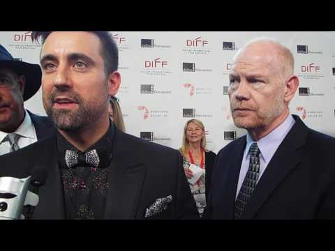 Dallas Film Festiva 2017  with  Glenn Morer, Sheldon Chick & Major Dodge