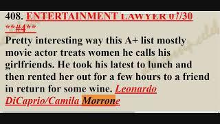 Camila Morrone Leo DiCaprio Yacht Girl.