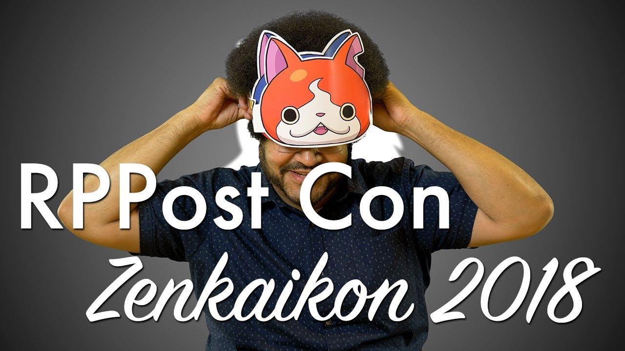 zenkaikon 2018 pre registration