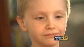 6 year old boy suspended from school for kissing a girl