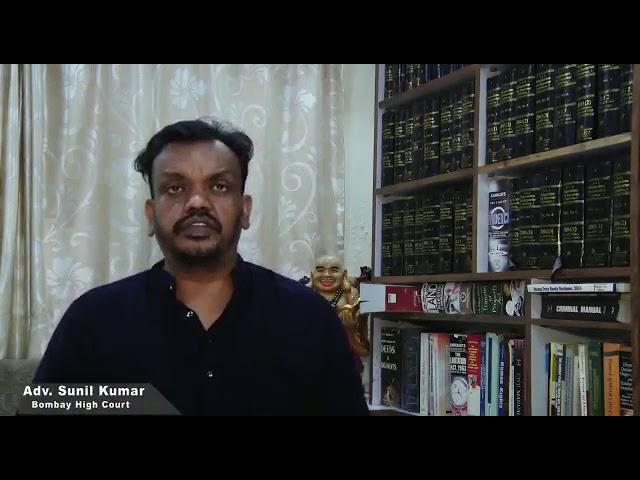 Advocate sunil Kumar ne Daksha Nagrik Foundation ke baare me bataya