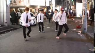 셔플 크록하 합체댄스: 춤추는곰돌