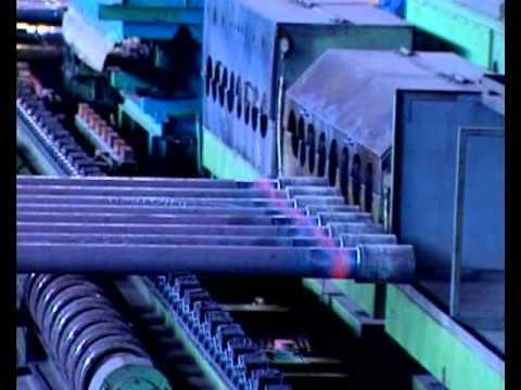 Производство бурильных труб