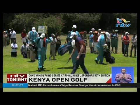 Erick Ooko wins Kenya Open qualifying series at Royal as KBL sponsors 50th edition