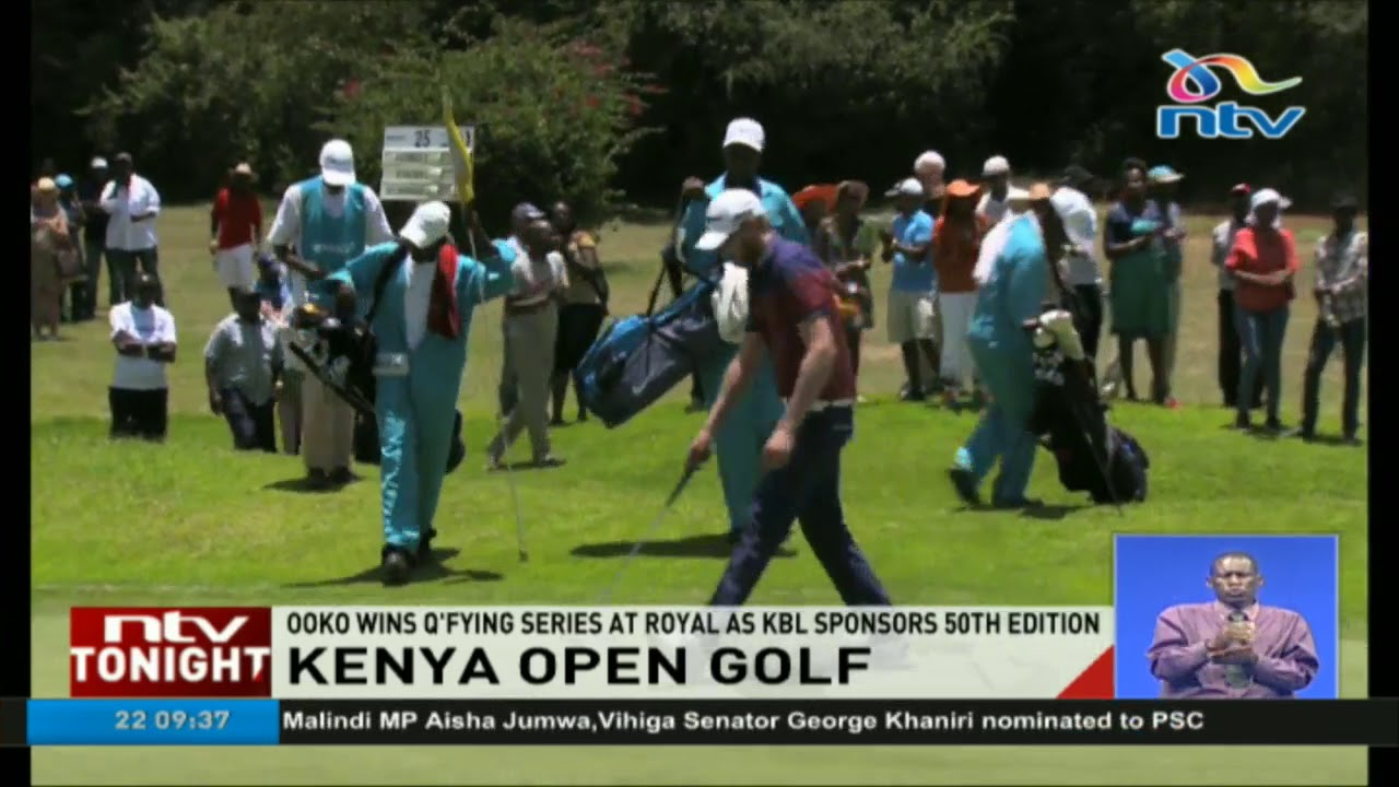 Erick Ooko wins Kenya Open qualifying series at Royal as KBL sponsors 50th edition