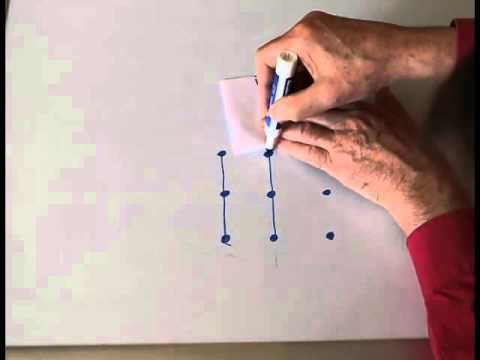Number Names Worksheets connect the dots in 4 lines : HOW TO connect 9 dots with 3 lines, without lifting your pen - YouTube