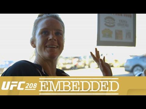 UFC 208 Embedded: Vlog Series - Episode 2