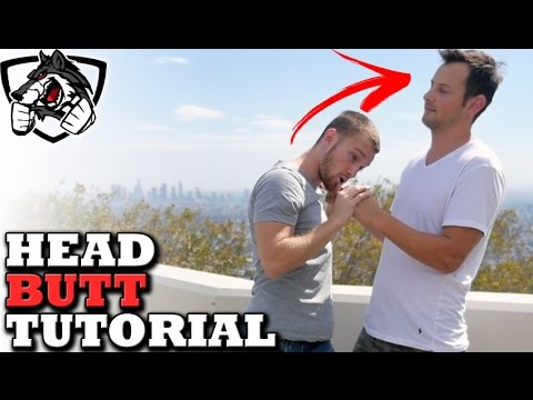 How to Headbutt & End a Street Fight Quickly