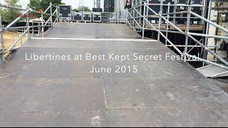 The Libertines at Best Kept Secret Festival 2015