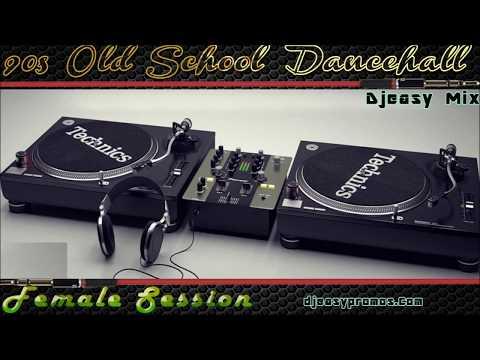 90s Old School Female Dancehall ShowDown (Lady Saw,Tanya Stephens,Sasha,Lady G, Crissy D ++