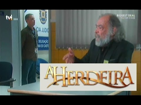 Agente da PJ   A Herdeira (TVI, 2017)