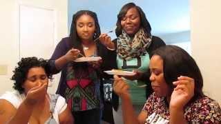 patti labelle sweet potato pie review vlog