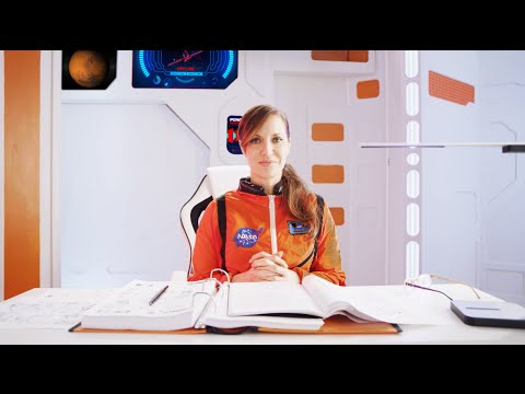 Mission: Mars Mission Video - The Escape Game