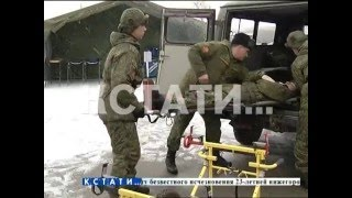 Военные хирурги превратили полевой госпиталь в продвинутый хирургический комплекс