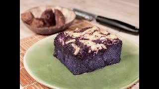 How to make Ube Biko  Easy Filipino Rice Cake Recipe  BiteSized: Drinks and Desserts
