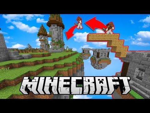 Minecraft: Skywars WIN EVEN AS A NOOB...!