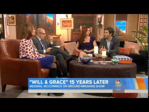 'Will & Grace's' Eric McCormack, Debra Messing still laughing 15 years later - Online stream in 1080p quality