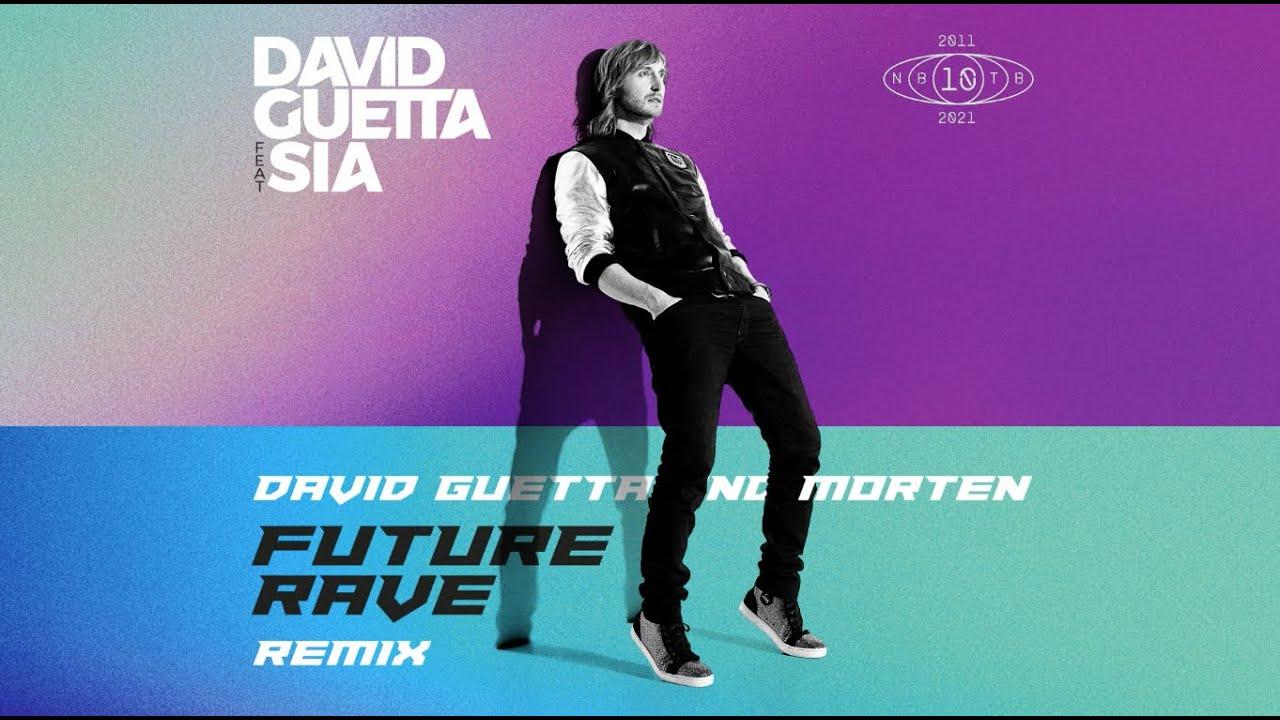 Download David Guetta ft Sia - Titanium (David Guetta & MORTEN Future Rave Remix) [Lyric video]