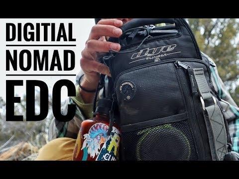 Nomad Satchel Geekout - Mavic Pro, iPad mini, Biolite, and More