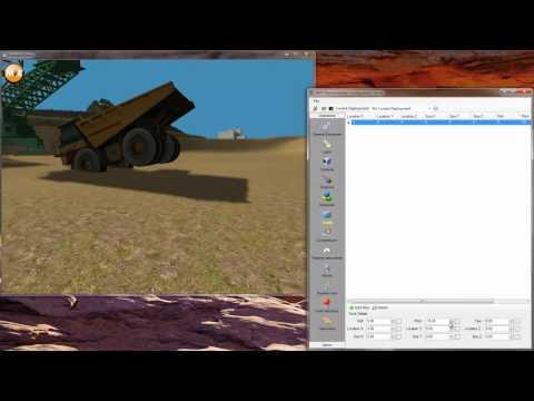 MVX Configured 3D Scenes