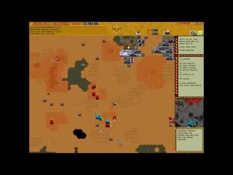 Dune 2 The Golden Path Online Frontliner2 vs TheSlowkiwi