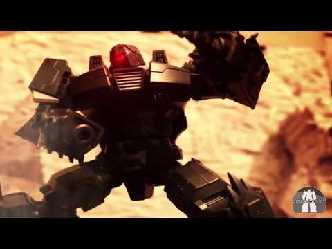 Transformers Generation Stop Motion   Drift Episode 1