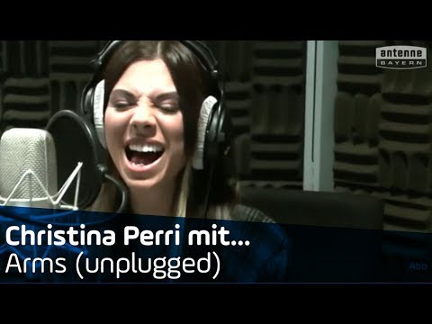 Christina Perri | Arms | Unplugged | ANTENNE BAYERN