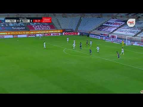 Gol de F. Álvarez | Pachuca 0 - 1 Pumas | Liga MX - Guardianes 2020 Apertura  | LIGA BBVA MX