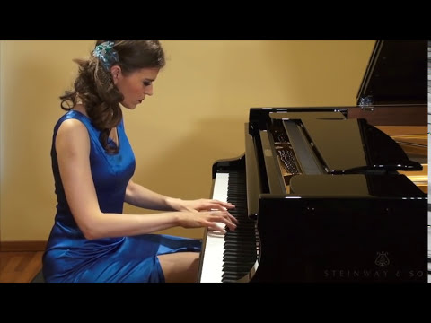 Anna Sutyagina plays Schubert - Liszt Serenade Ständchen