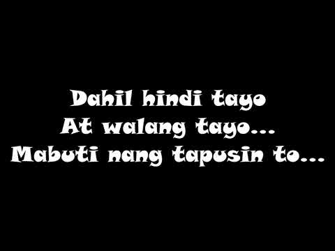 MAGULONG USAPAN M.U JIAR LYRICS