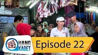 Keliling Pasar, Ibu Entin Berhasil Belanjakan Uang 12 Juta! | UANG KAGET EPS. 22 (2/3) GTV 2017