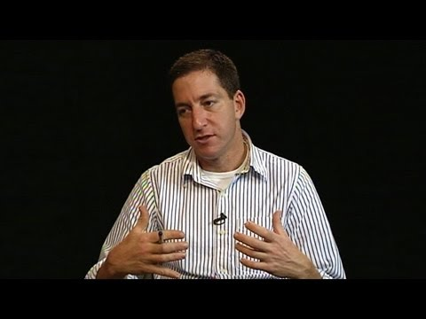 Conversations with History: Glenn Greenwald
