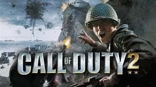 Call of Duty 2 - Mission 3 - Repairing the Wire