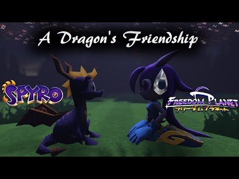 [TTD Spyro + Freedom Planet SFM] - A Dragon