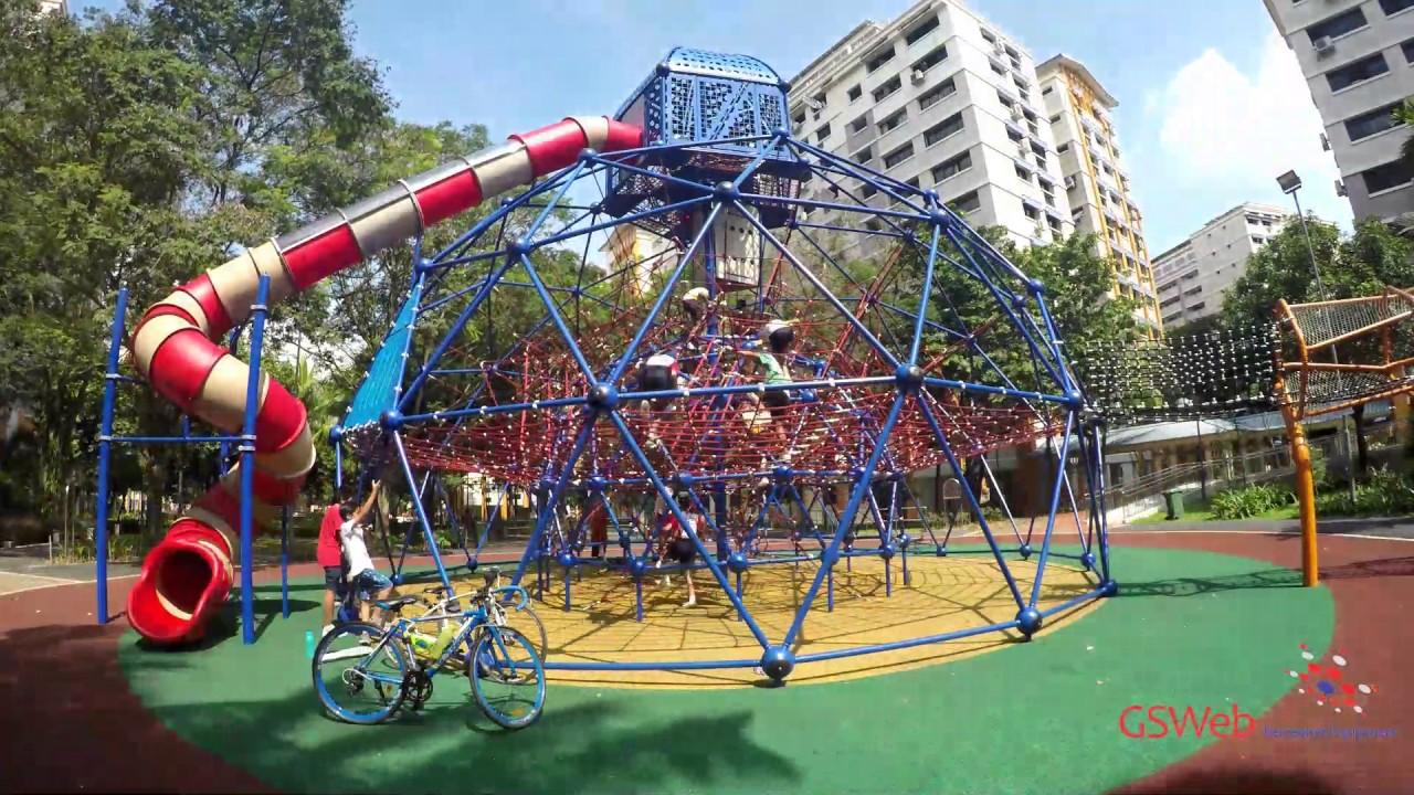 Игровая сетка от GSWeb, Корея
