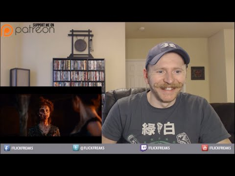 Pride & Prejudice & Zombies - Official Trailer #1 (Reaction & Review)