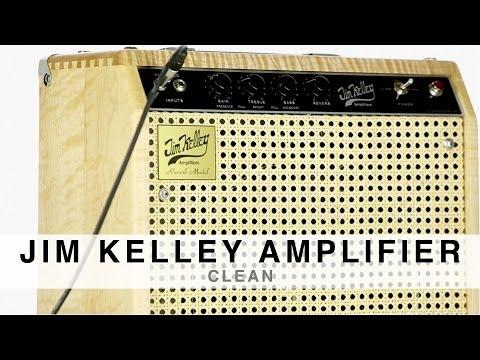 SUHR JIM KELLEY AMPLIFIER - CLEAN