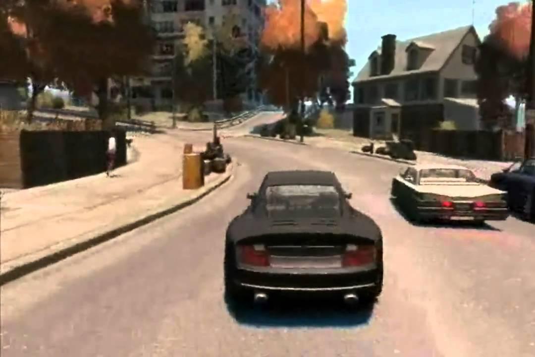GTA IV fps boost (4-10 FPS)