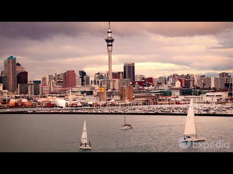 Auckland - City Video Guide