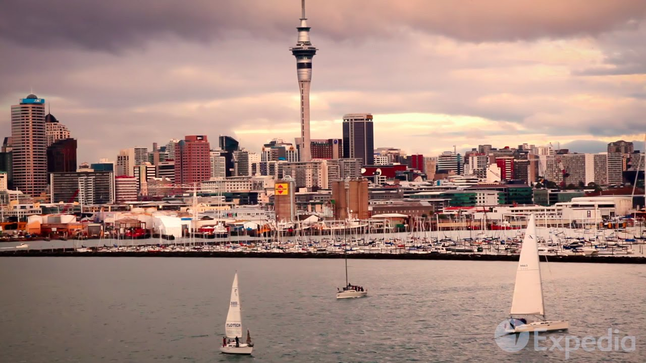 Auckland city video guide youtube.