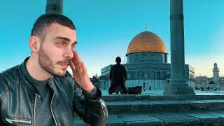 اول مرة ازور القدس في حياتي